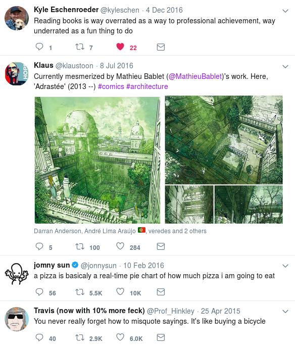 Adventures in Deleting Tweets